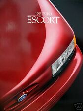 1995 Ford Escort new vehicle brochure
