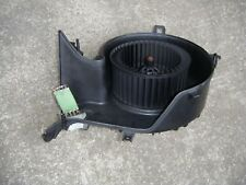 Vauxhall Vectra C /Signum Heater Blower Motor Fan With A/C And Resistor Complete