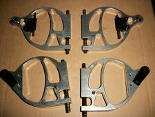 ***FG MONSTER TRUCK X4 ALLOY FRONT SUSPENSION ARM'S,LOVELY UPGRADE - RARE PARTS!