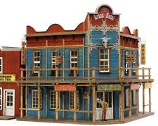 Banta Modelworks Silver Bull Saloon Ho Wood Model Railroad Structure Kit #Bm2142