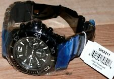 MK MICHAEL KORS MK8211 Herren Armbanduhr Chronograph Men Uhr Elegant Black