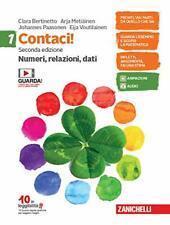 9788808921277 Contaci! Con tavole numeriche. Per la Scuola media...one online: 1