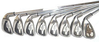 Callaway Pro Series Steelhead X-14 Irons 3-PW Set Uniflex CW Steel X14