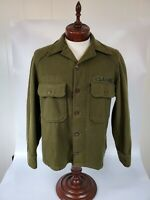 US Army Wool Jacket Dated Sept. 1952. Korean war era. Size Large. Vintage.