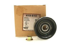 NEW Dorman Drive Belt Idler Pulley 419-610 Buick Chevy GMC Olds Dodge Jeep Ford