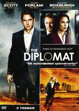 The Diplomat - Entire Series NEW PAL Cult DVD D. Scott