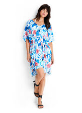 NEW Seafolly Tropical Vacay Kaftan Dress White One Size rrp $129.95