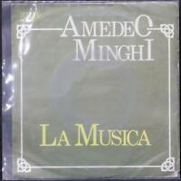 Amedeo Minghi - La Musica - RCA - PB 40111 - Vinile V008015
