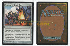 MTG MAGIC - Ferriera di Krark-Clan - Krark-Clan Ironworks - Quinta Alba - Ottima