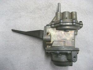New Airtex 364 Dual Action Fuel Pump 1967 1968 AMC V8 290 343 390 Rambler 67 68