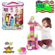 Mega Blocks Halo Building Large Lego Bag Toddler`Creative Toys Boys Girls Gift
