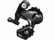 Shimano 105 RD-5800-SS 11-speed Short Cage Road Bike Rear Derailleur - Black OE