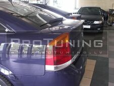 Vauxhall OPEL Vectra C Trunk Rear Spoiler boot lip Wing trim Hatchback addon HB