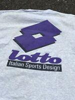 Vintage 90's Umbro Single Stitch Double Sided Tournament T-shirt Large