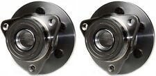 Hub Bearing for 2001 Dodge Durango Fit 4WD/AWD-2 WHEEL ABS Only-Front Pair