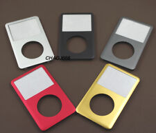 5 Colors Faceplate Fascia Housing Cover for iPod 6th 7th Classic 80/120GB/160GB