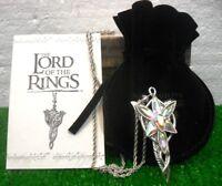 """Il Signore degli anelli/The Lord of the rings """"Ciondolo di Arwen con collana"""""""