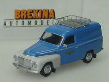 Brekina Volvo Duett Kasten NSB - 92974 - 1:87