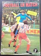100% COMPLETE FRANCE AGEDUCATIFS FOOTBALL EN MATCH 1972-73 STICKER ALBUM