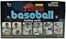 Topps Heritage MLB Baseball Hobby Box 2019 24 Packs