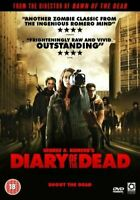Diary Of The Dead DVD NEW DVD (OPTD1315) George Romero Zombie Gift Idea Movie
