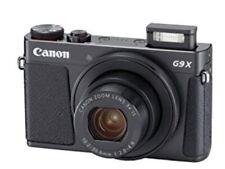 Canon PowerShot G9 X Mark II 20.1MP Digital Camera - Black