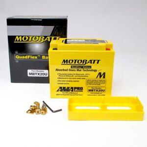 MBTX20U Battery Fits HARLEY DAVIDSON 1340 FLST HERITAGE SOFTAIL CLASSIC 1993 SF9
