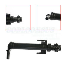 New Front Left Headlight Washer Wiper Nozzle Cylinder Pump For BMW F30 328i F32