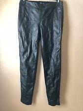 Apart Leather Leggings Size 4 Moto Biker Chic