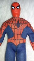 "1974 Mego SPIDERMAN Action figure 8"" Type 2 body Vintage 1970'S"
