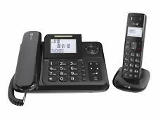 DORO COMFORT 4005 COMBO CORDED CORDLESS PHONE ANSWER MACHINE