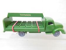 eso-4783 IMU Replika 1:87 Magirus Getränkewagen Thyssen sehr guter Zustand,