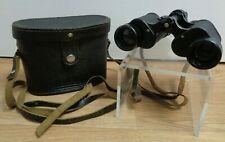 Vintage Komz БПЦ4 BNU4 8 x 30 Binoculars w/ Case Made in USSR