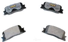 Disc Brake Pad Set-Semi-metallic Pads Rear Tru Star PPM885A