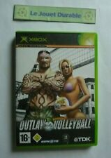 Outlaw Volleyball - Xbox 1ere génération - CD en très bon état