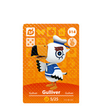 Amiibo cards Series 4 301 - 400 Animal Crossing Nintendo 3DS Wii U Switch