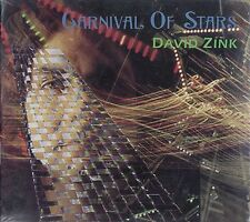 David zinc: Carnival of stars/CD-NEUF