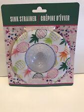 Sink Strainer Plastic (pineapples)