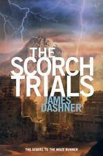 The Scorch Trials [Maze Runner Series #2] [The Maze Runner Series] [ Dashner, Ja