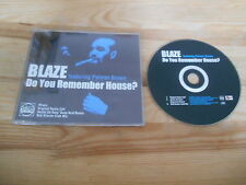 CD POP Blaze FT Palmer Brown-do you remember House (3) canzone Kickin Music