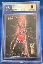 BGS 9 Michael Jordan 1993-94 Fleer Ultra Scoring Kings #5 Mint Bulls