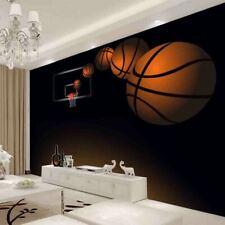 Basketball Shooting Full Wall Mural Photo Wallpaper Printing 3D Decor Kid Home