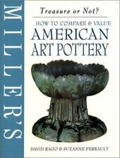 Miller's Treasure or Not? American Art Pottery - How to Compare and Value