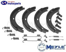 Meyle Handbrake Shoe Set Mercedes Benz A Class car (W168/W169) - 0140420202