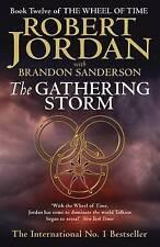The Gathering Storm by Robert Jordan, Brandon Sanderson (Paperback, 2009)
