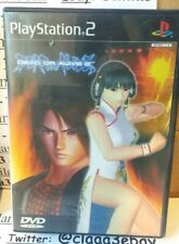 dead or alive 2 Sony Playstation 2 ps2 game console NTSC JAP GAPPONESE J JAPAN