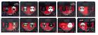 Star Wars Titanium Black Series Mini Helmets FULL SET For Sale