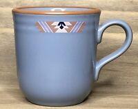 """Noritake Stoneware """"BLUE ADOBE"""" (8678) Mug Cup ~ EUC"""