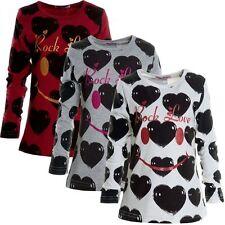 Mädchen-T-Shirts & -Tops aus Baumwollmischung mit Motiv