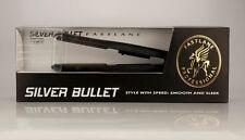 Silver Bullet Fastlane Ceramic Hair Straightener Silverbullet